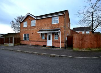 Thumbnail 4 bedroom detached house for sale in Hopton Close, Ripley