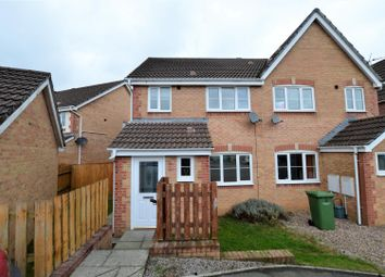 Thumbnail 3 bed semi-detached house to rent in Bluebell Drive, Llanharan, Pontyclun