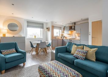 Thumbnail 1 bed flat for sale in 1/6 Northfield Heights, Edinburgh