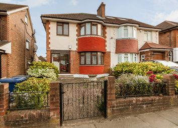 Bowes Road, London W3. 3 bed semi-detached house