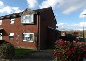 Thumbnail 1 bed property to rent in St. Aubin Close, Crawley