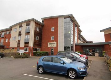 Thumbnail 2 bed flat for sale in Highfields Court, Leasowes Drive, Wolverhampton