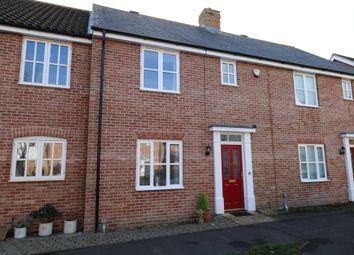Thumbnail 3 bedroom terraced house to rent in Tudor Rose Way, Starston, Harleston