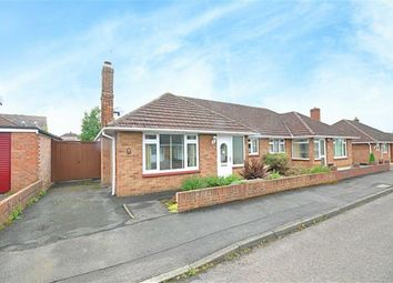 Thumbnail 2 bed bungalow for sale in Pirton Crescent, Churchdown, Gloucester