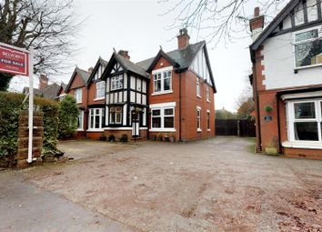 Thumbnail 5 bed semi-detached house for sale in Weston Road, Weston Coyney, Stoke-On-Trent