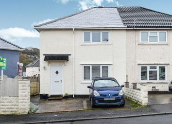 Thumbnail 3 bed semi-detached house for sale in Heol Pen Y Parc, Llantrisant, Pontyclun
