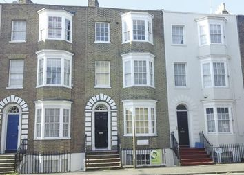 Thumbnail 2 bedroom flat for sale in Union Crescent, Margate
