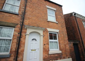 Thumbnail 3 bed terraced house for sale in Alsop Street, Leek, Staffordshire