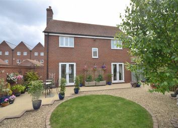 Thumbnail 3 bed detached house for sale in Towpath Road, Hempsted, Gloucester