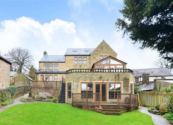 Thumbnail 5 bed detached house for sale in Jaggers Lane, Hathersage Hope Valley, Derbyshire