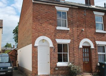 Thumbnail 2 bed end terrace house to rent in Brougham Square, Trinity Street, Shrewsbury