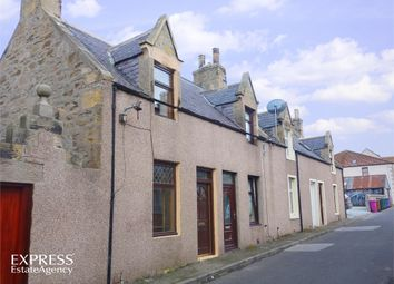 Thumbnail 1 bed terraced house for sale in Garden Lane, Buckie, Moray