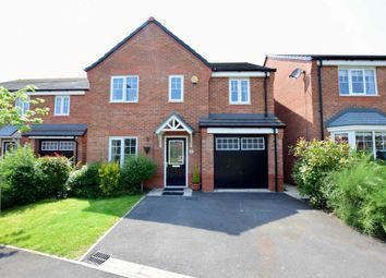 Thumbnail 4 bedroom detached house for sale in Primrose Close, Warton, Preston