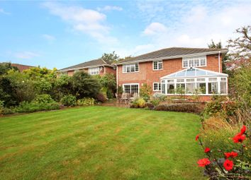 Thumbnail 5 bed detached house for sale in London Road, Sunningdale, Berkshire