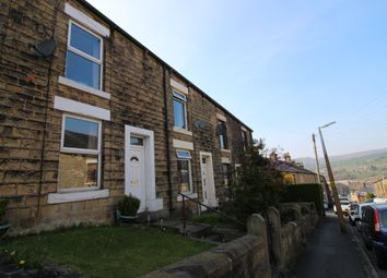 Thumbnail 3 bed terraced house for sale in Bank Street, Hadfield, Glossop
