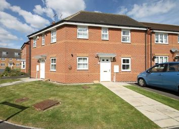 Thumbnail 2 bedroom flat for sale in Pasture Crescent, Filey