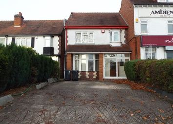 Thumbnail 3 bed semi-detached house to rent in Stratford Road, Hall Green, Birmingham