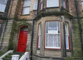 Thumbnail 1 bed flat for sale in West Park Terrace, Scarborough