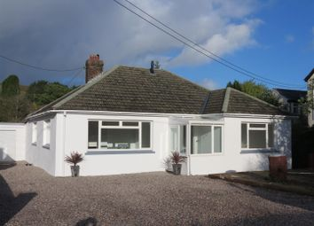 Thumbnail 4 bed detached bungalow for sale in Penhale Road, Penwithick, St. Austell