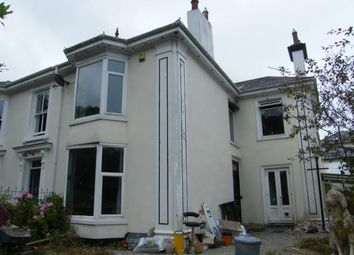 Thumbnail 4 bed semi-detached house for sale in 2 Lambert Villas, 13 Tehidy Road, Camborne, Cornwall