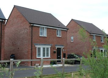Thumbnail 3 bed detached house for sale in Blackburn Way, West Wick, Weston-Super-Mare, Somerset