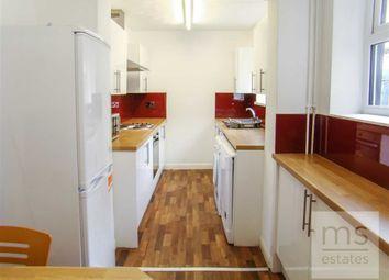 Thumbnail 4 bedroom terraced house to rent in Sherwin Road, Lenton, Nottingham