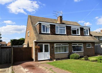 Thumbnail 3 bedroom semi-detached house for sale in Rife Way, Ferring, Worthing