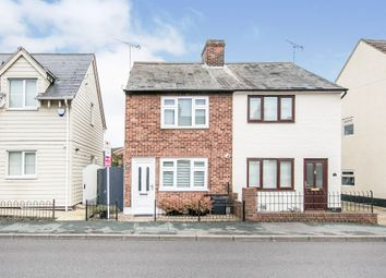 2 bed semi-detached house for sale in St. Johns Road, Colchester CO4