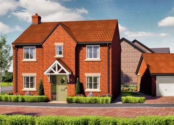 Thumbnail 4 bedroom detached house for sale in Cotswold Homes, Harford Place, Rangeworthy, South Gloucestershire