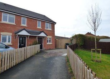 Thumbnail 2 bed semi-detached house for sale in Edward Boyle Close, Carlisle, Cumbria