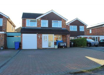 4 bed detached house for sale in Lime Grove, Bugbrooke, Northampton NN7