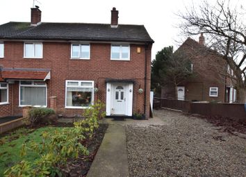 Thumbnail 2 bed semi-detached house for sale in Landseer Drive, Bramley, Leeds