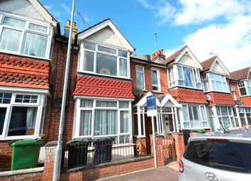 Thumbnail 3 bedroom terraced house for sale in Dudley Road, Eastbourne