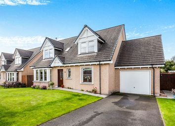 Thumbnail 4 bed detached house for sale in Slateford Gardens, Edzell, Brechin