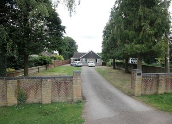 Thumbnail 4 bed detached bungalow for sale in The Moors, Kidlington
