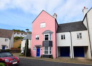 Thumbnail 4 bed town house for sale in Eastcliff, Portishead, Bristol