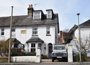 Thumbnail 4 bed end terrace house for sale in Parr Street, Parkstone, Poole