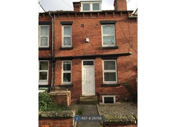 Thumbnail 3 bed terraced house to rent in Highbury Terrace, Leeds