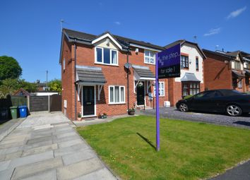 Thumbnail 2 bed town house for sale in Rainbow Drive, Atherton, Manchester