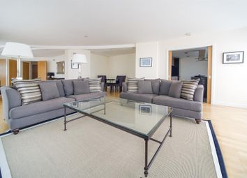 Thumbnail 2 bed flat to rent in Blackwall Way, London