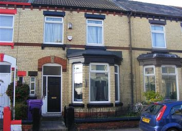Thumbnail 5 bedroom terraced house to rent in Brookdale Road, Wavertree, Liverpool