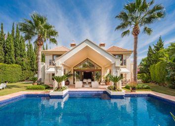Thumbnail 5 bed villa for sale in Aloha, Costa Del Sol, Spain