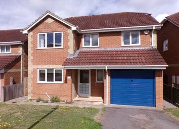 Thumbnail 4 bed detached house to rent in Rye Gardens, Yeovil