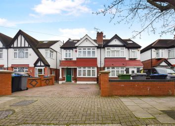 Thumbnail 3 bed semi-detached house to rent in Spencer Road, Wembley