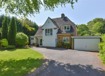 Thumbnail 4 bed detached house for sale in Jervis Crescent, Four Oaks, Sutton Coldfield