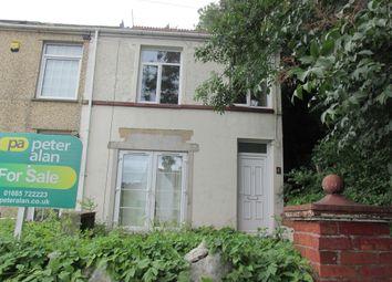 Thumbnail 3 bed end terrace house for sale in Gwynfan Place, Merthyr Tydfil