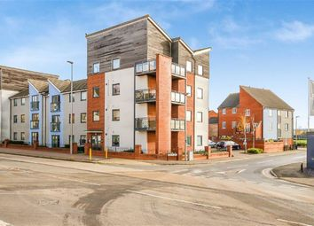 Thumbnail 2 bed flat for sale in Countess Way, Broughton Gate, Milton Keynes