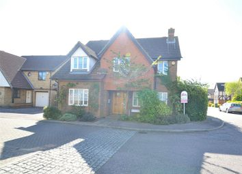 Thumbnail 4 bedroom detached house for sale in Falcon Drive, Hartford, Huntingdon, Cambridgeshire