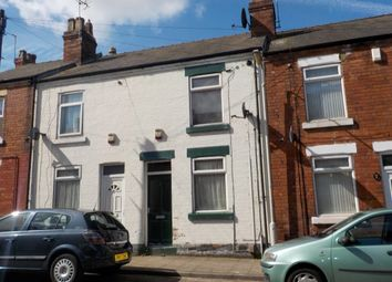 Thumbnail 2 bed terraced house to rent in Booth Street, Mansfield Woodhouse