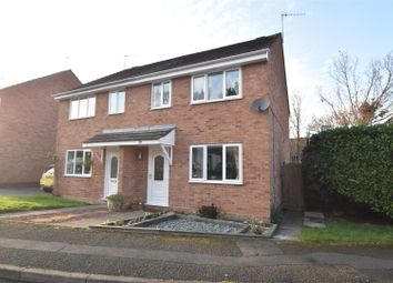 Thumbnail 3 bed semi-detached house for sale in Westbury Avenue, Droitwich